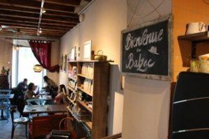 Balzac Café salle Morges